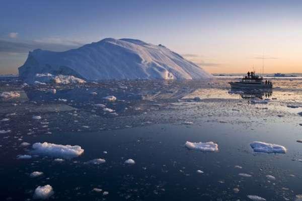 Croisière de 12 jours vers Kangerlussuaq avec Silversea