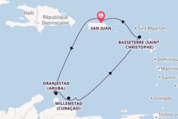 Mémorable balade de 8 jours avec Celebrity Cruises