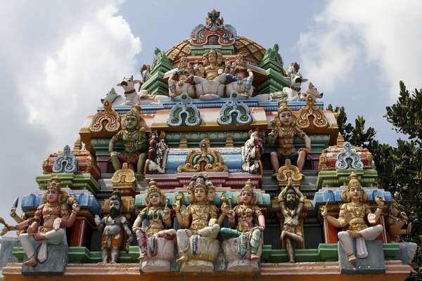 Madras (Chennai), Indien