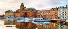 Ostsee Abenteuer ab Stockholm