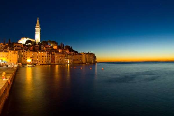 Koper, depuis Dubrovnik à bord du bateau SeaDream I