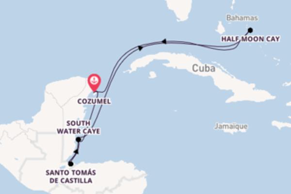 Somptueuse balade pour découvrir les perles des Caraïbes