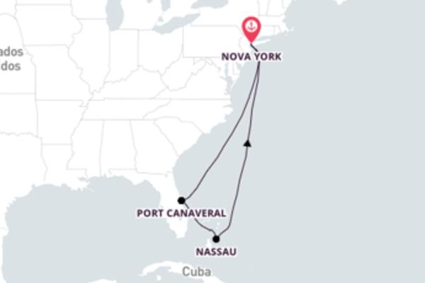 Excepcional viagem com a Norwegian Cruise Line