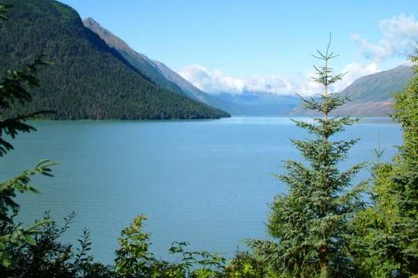 Vancouver, BC to Anchorage with Princess Cruises