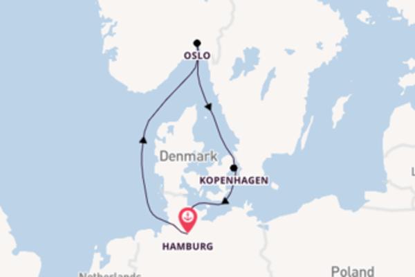 Beleef het magnifieke Kopenhagen