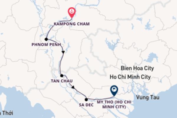 Delightful cruise from Hanoi (Halong Bay) with Viking River Cruises