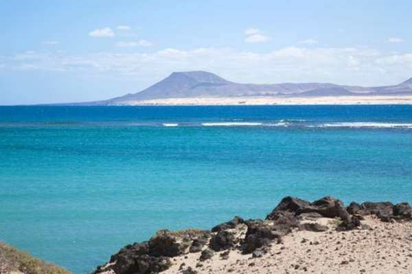 Corralejo Port, Fuerteventura