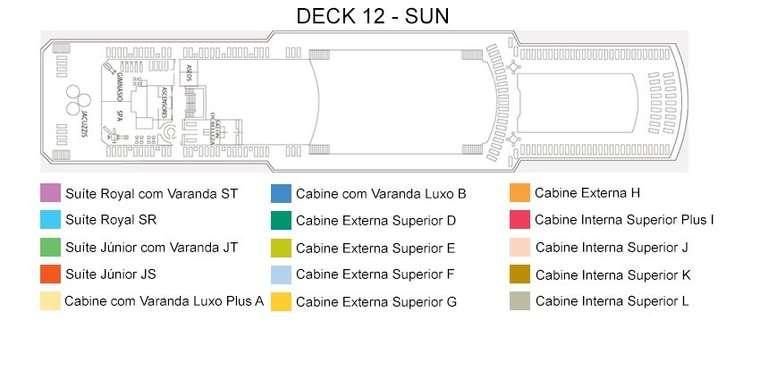 Zenith Deck 12