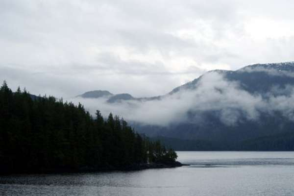 Inside Passage, Alasca, EUA