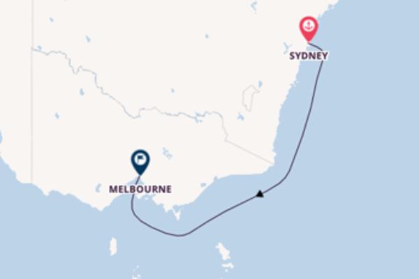 Bezoek Sydney met Cunard