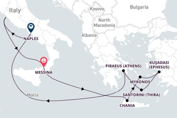 Memorable Mykonos Excursion with Explorer of the Seas