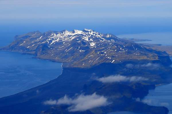 Jan Mayen (eiland), Noorwegen