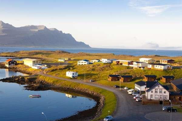 Berufjordur, Island
