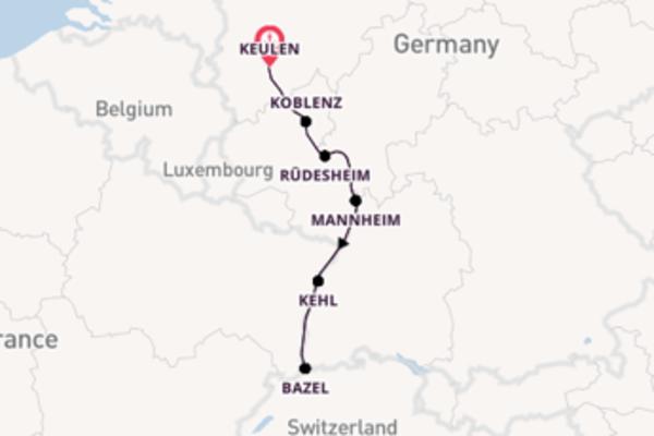In 8 dagen naar Keulen