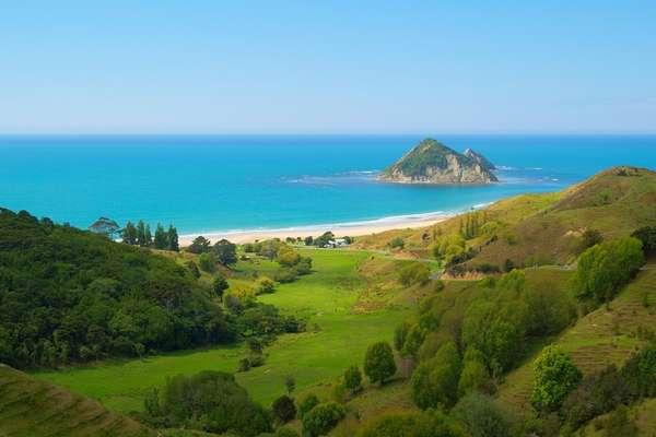 О-ва Чатем, Новая Зеландия