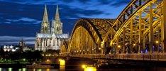 Weihnachten und Silvester auf dem Rhein