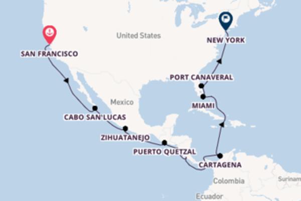 Aanschouw het fenomenale Port Canaveral