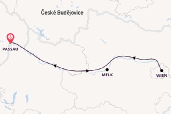 4 Tage Rundreise in Passau mit der MS Bellisima