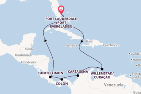 Voyage with Royal Caribbean from Fort Lauderdale