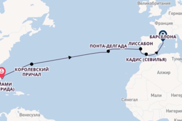 Бесподобный вояж с Oceania Cruises