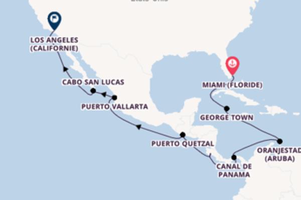 Envoutante balade de 17 jours avec Norwegian Cruise Line