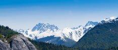 Die Schönheit Alaskas
