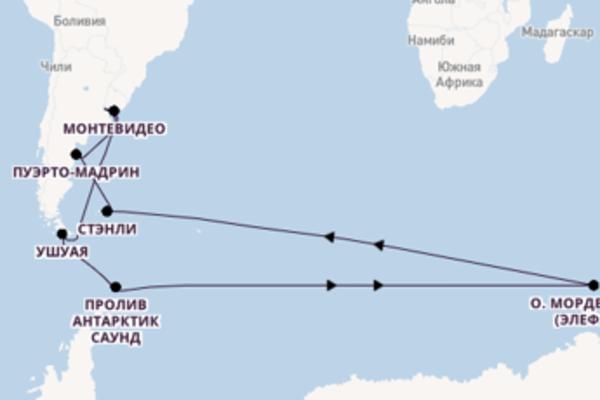Изысканное путешествие на Azamara Pursuit