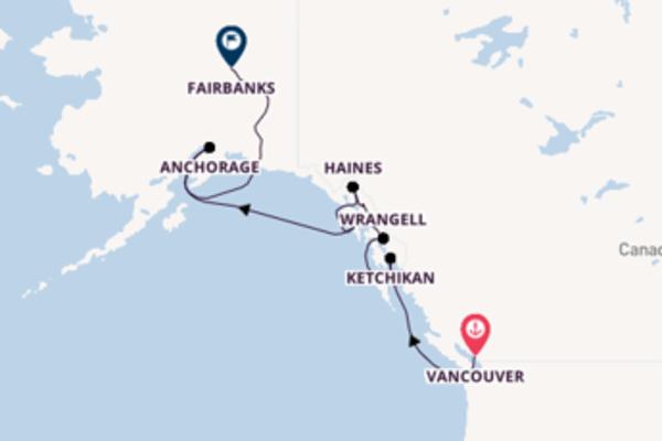 Deslumbrante cruzeiro com a Windstar Cruises