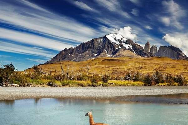 Glaciar Garibaldi, Chile