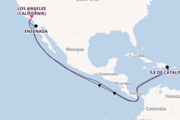 5 jours pour découvrir Île de Catalina