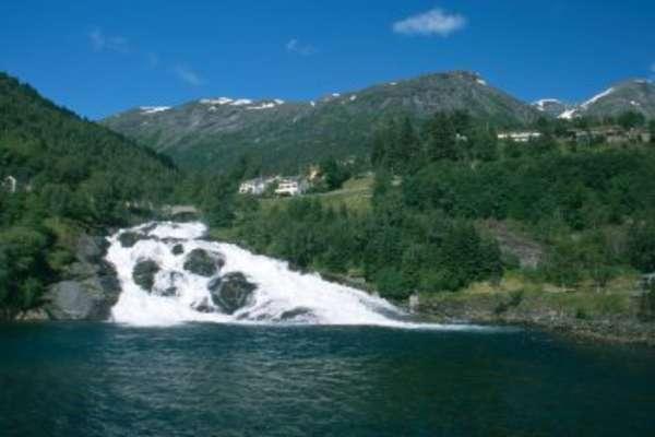 Hellesylt, Norway