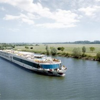 Aan het einde van het jaar de Donau ontdekken