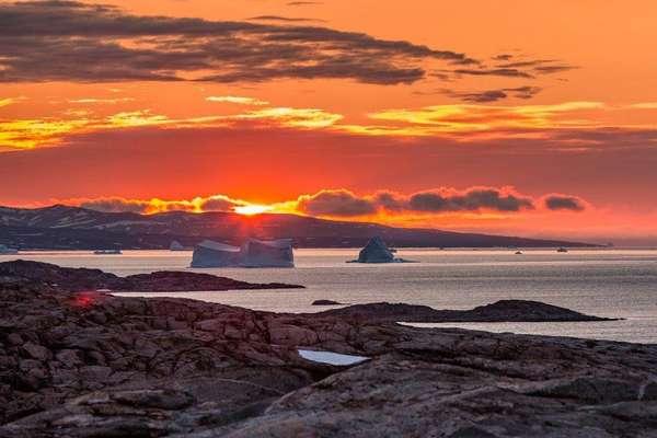 Rode Fjord, Grönland