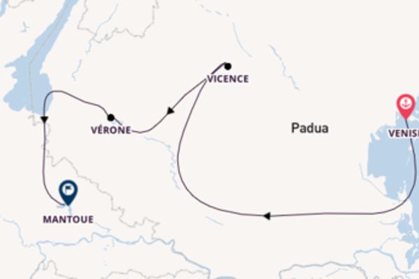 Magnifique croisière avec CroisiEurope pendant 7 jours