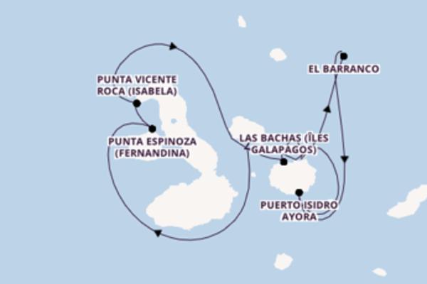 Croisière de 8 jours depuis Baltra avec Celebrity Cruises