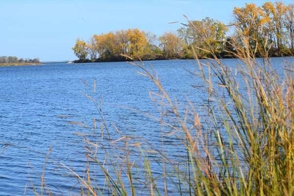 Река Сент-Клэр, США