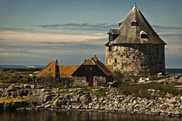 Кристиансё (Эртхольмен), Дания