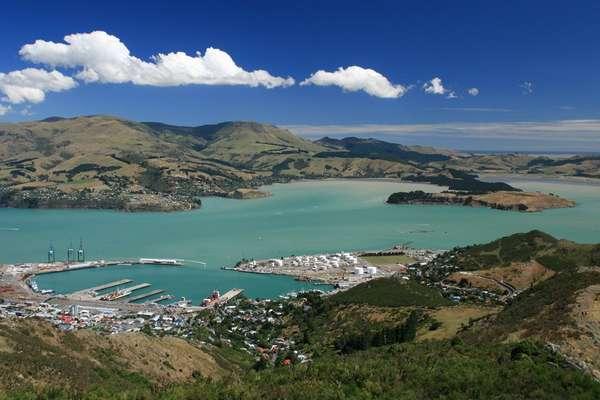 Литтелтон (Крайстчёрч), Новая Зеландия