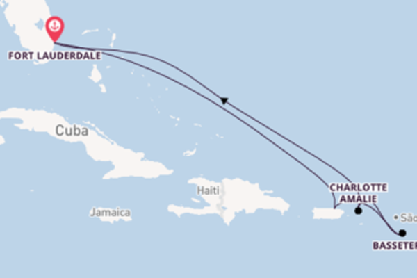 8 dias navegando a bordo do Celebrity Apex