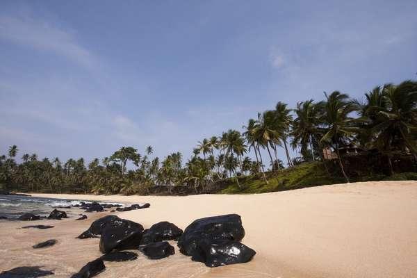 Bom Bom Island, Principe