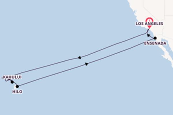 Geniet van het betoverende Hilo met Carnival Cruise Line