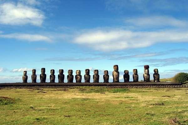 о. Пасхи, Чили