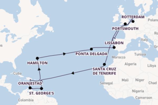 Cruise in 44 dagen naar Hamburg met AIDA Cruises