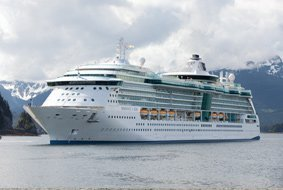 12 nachten met de Radiance of the Seas®