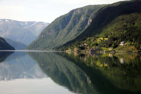 Hardanger Fjord, Norway