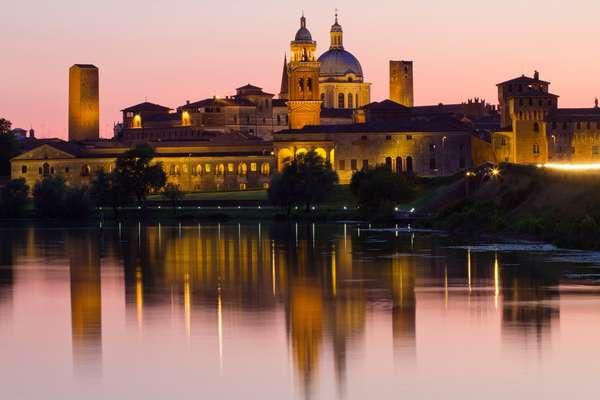 Mantua, Italien