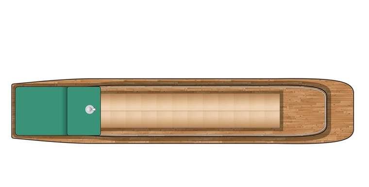 Zawgyi Pandaw Upper Deck