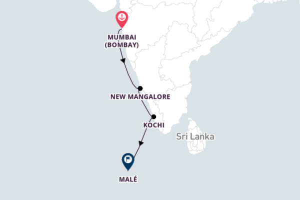 Breathtaking Mumbai Journey with Costa Cruises