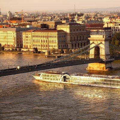 Kerst op de Donau