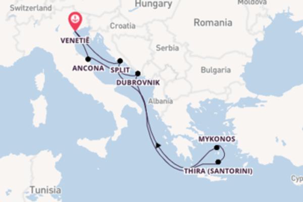 Aanschouw de parels van Dubrovnik